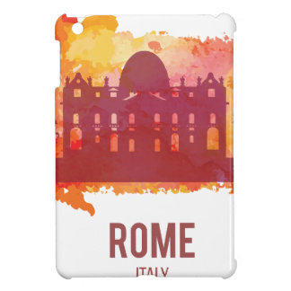 Wellcoda Rome City Capital Italy History iPad Mini Case