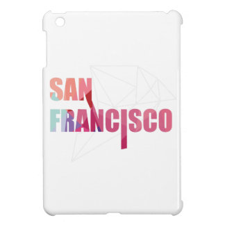Wellcoda San Francisco City USA California Golden iPad Mini Covers