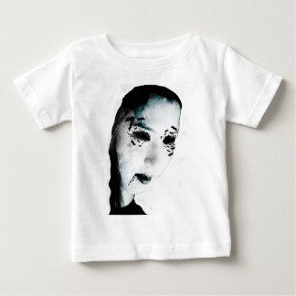 Wellcoda Scary Vampire Monster Villain Baby T-Shirt