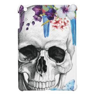 Wellcoda Skull Death Paradise Bad Tropical iPad Mini Covers