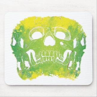 Wellcoda Skull Head Dispersion Skeleton Mouse Pad