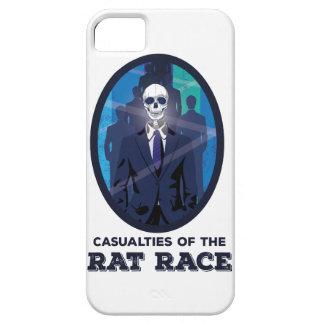 Wellcoda Skull Suit Up Career Dead Soul iPhone SE/5/5s Case