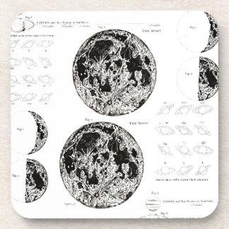 Wellcoda Solar System Planet Astro Physics Beverage Coaster