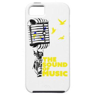 Wellcoda Sound Of Music Sing Microphone iPhone SE/5/5s Case