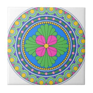 Wellcoda Style Indian Pattern Collect Fun Tile