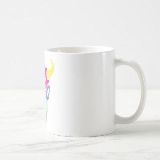 Wellcoda Summer Bull Run Head Epic Colour Coffee Mug