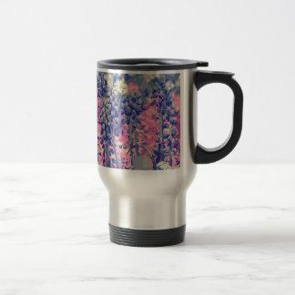 Wellcoda Summer Fields Forever Wild Bloom Travel Mug