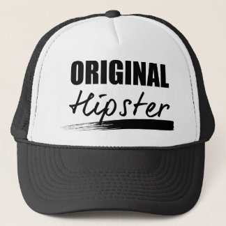Wellcoda The Original Hipster Trend Set Trucker Hat