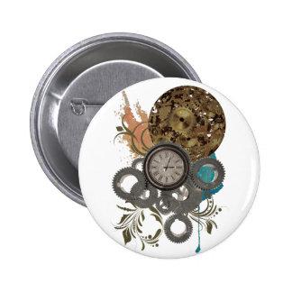 Wellcoda Time Travel Machine Illusion Button