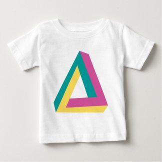 Wellcoda Triangle Drive Shape Summer Fun Baby T-Shirt