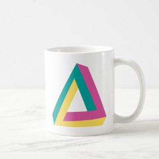 Wellcoda Triangle Drive Shape Summer Fun Coffee Mug