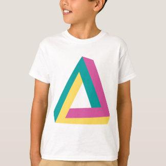 Wellcoda Triangle Drive Shape Summer Fun T-Shirt
