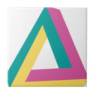 Wellcoda Triangle Drive Shape Summer Fun Tile