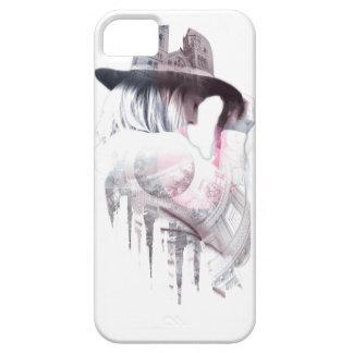 Wellcoda Urban Women Portait City Sight iPhone SE/5/5s Case