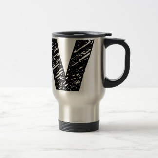 Wellcoda V Epic Brand Print Dream Fun Travel Mug
