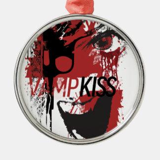 Wellcoda Vampire Kiss Blood Pistol Gun Metal Ornament