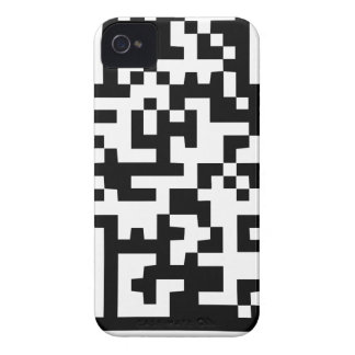 Wellcoda Vintage Apparel Code Neo Barcode iPhone 4 Case-Mate Cases
