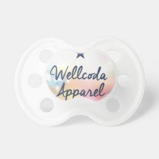 Wellcoda Vintage Apparel Star Dream Land Pacifier
