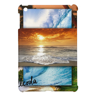 Wellcoda Vintage Beach Life Holiday Love iPad Mini Covers