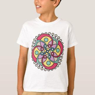 Wellcoda Wicked Flower Style Crazy Look T-Shirt