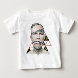 Wellcoda Wifi Wireless Human Sad Face Baby T-Shirt