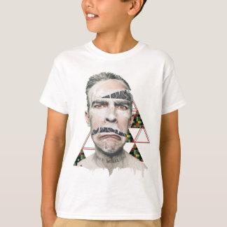 Wellcoda Wifi Wireless Human Sad Face T-Shirt