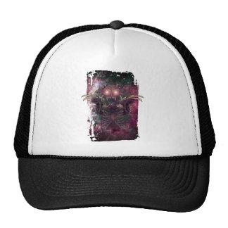 Wellcoda Wild Flower Blossom Environment Trucker Hat