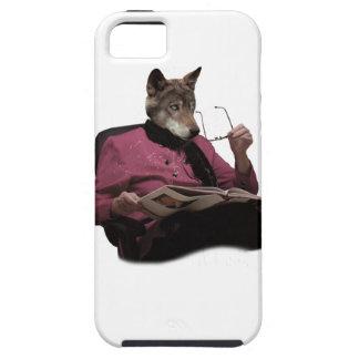 Wellcoda Wolf Head Grandmother Mutant iPhone SE/5/5s Case