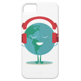 Wellcoda World Beats Music Global Tune iPhone SE/5/5s Case
