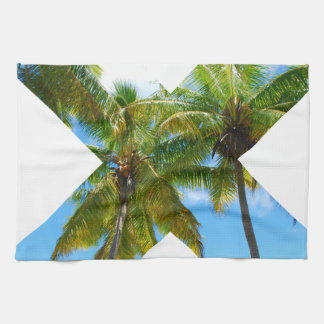 Wellcoda X Cross Paradise Vote Holiday Fun Kitchen Towel