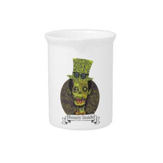 Wellcoda Zombie Dead Monster Scary Creepy Pitcher