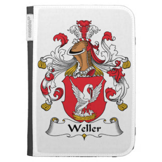 Weller Family Crest Kindle 3G Cover