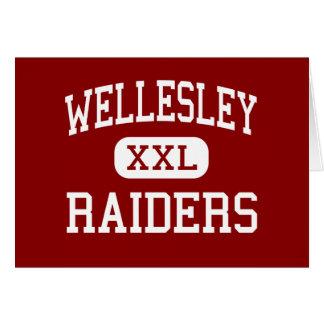 Wellesley - asaltantes entrenados para la lucha cu tarjetón