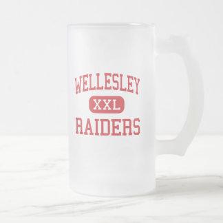 Wellesley - asaltantes entrenados para la lucha cu taza