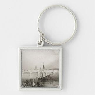 Wellesley Bridge, Limerick, Ireland Key Chains