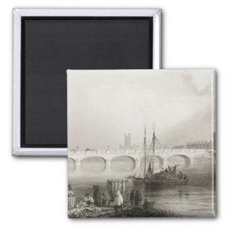 Wellesley Bridge, Limerick, Ireland Magnet