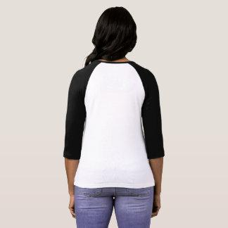 Wellesley College Lamppost Women's 3/4 Length T T-Shirt