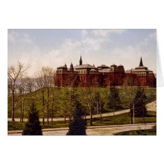 Wellesley College Massachusetts Card