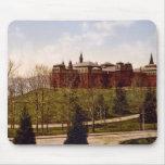 Wellesley College Massachusetts Mouse Pad