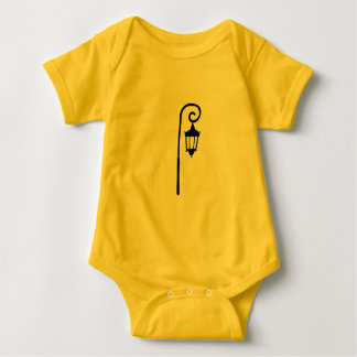 Wellesley College Yellow Class - Baby Jersey Baby Bodysuit