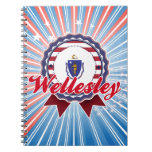 Wellesley, MA Notebooks