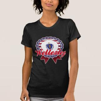 Wellesley, mA Camisetas