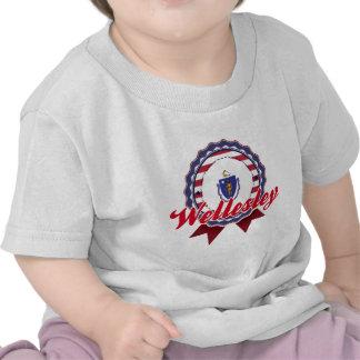 Wellesley, MA T Shirts