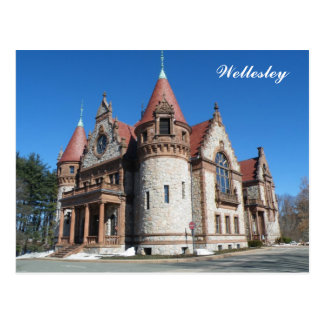 Wellesley Postcard