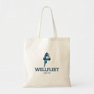 Wellfleet - bacalao de cabo bolsa tela barata