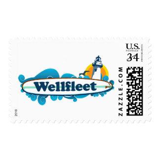 Wellfleet - Cape Cod. Postage