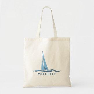 Wellfleet - Cape Cod. Tote Bag