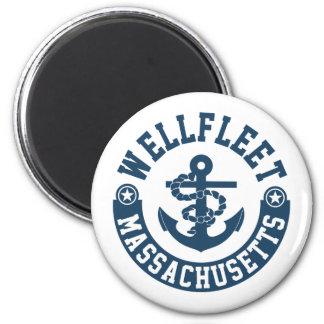 Wellfleet Massachusetts Magnet