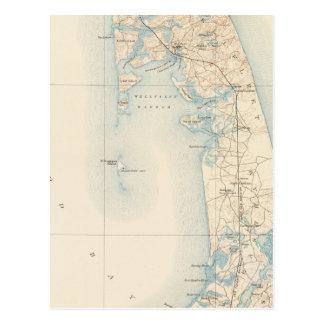Wellfleet, Massachusetts Tarjeta Postal