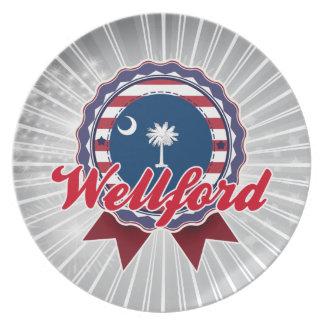 Wellford, SC Platos De Comidas